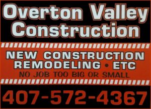 HOME RENOVATION - REMODEL - CONSTRUCTION - Overton Valley Construction