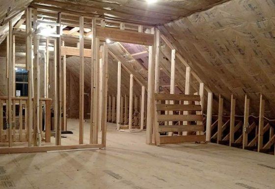 Loft Framing